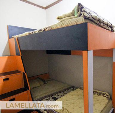 Lamellata Room - Sava Guest House - Penginapan Murah di Bandung