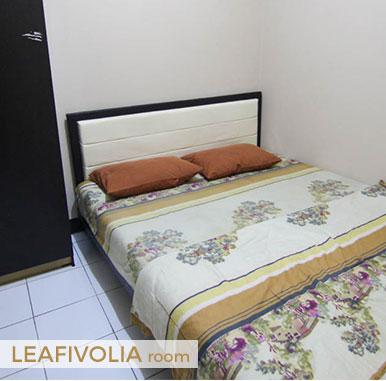 Leafivolia Room - Sava Guest House - Penginapan Murah di Bandung