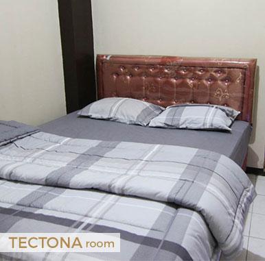 Tectona Room - Sava Guest House - Penginapan Murah di Bandung